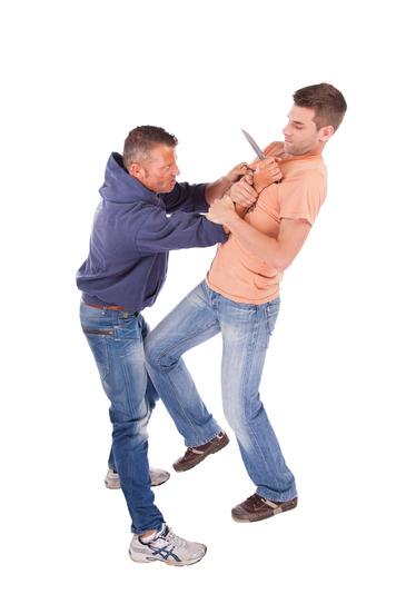 Bojová umění - sebeobrana